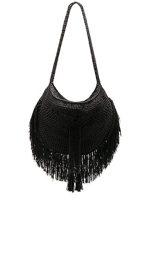 Indah Sesame Bag in Black