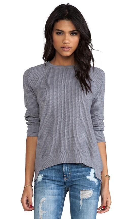 Cotton & Cashmere Crew Neck Sweater