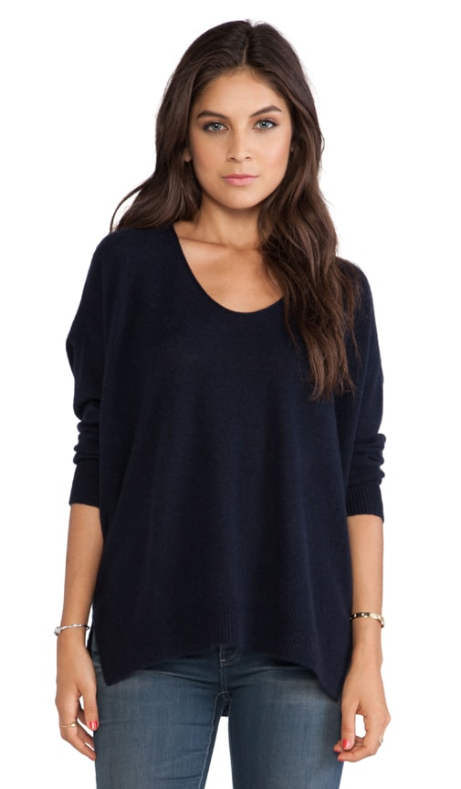 Whisper Dos-nu Cashmere Sweater