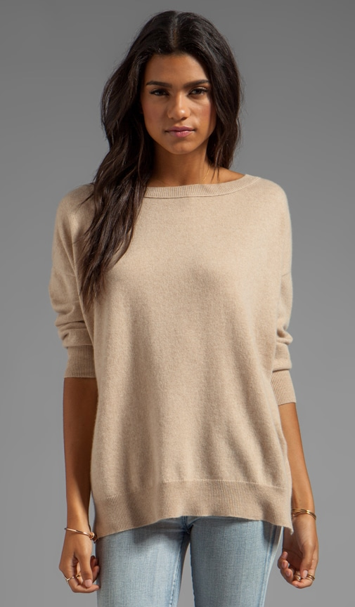 Cashmere Weekend Sweater