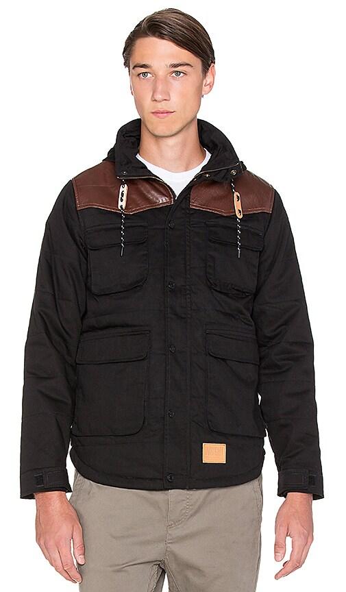 Insight Stalker Jacket in Black
