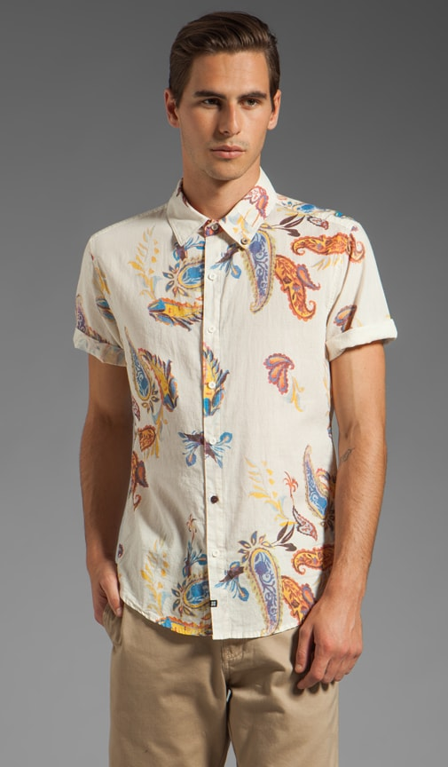 Island Hop Short Sleeve Shirt