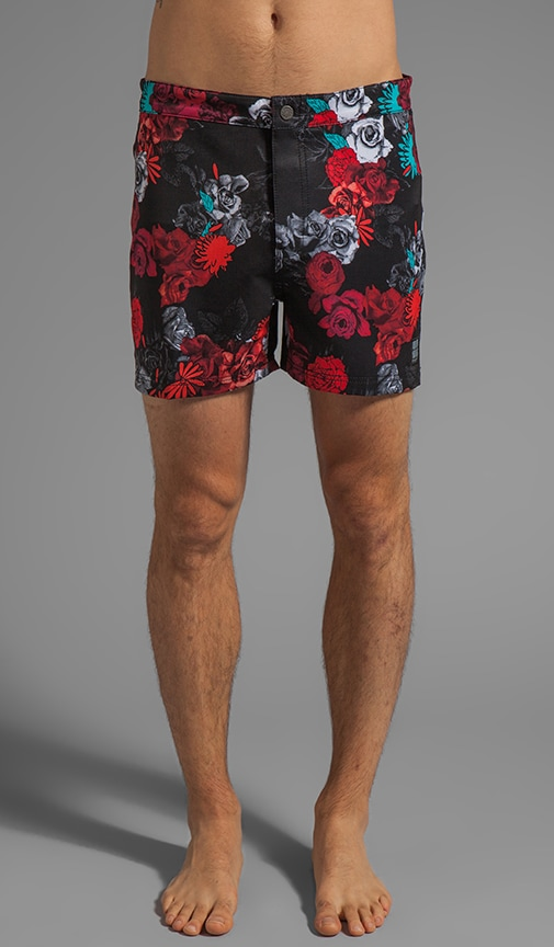 Border Crossing Bunker Boardshort