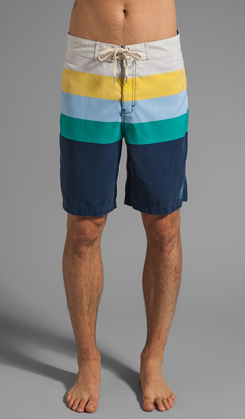 Retro Daze Mid Boardshort