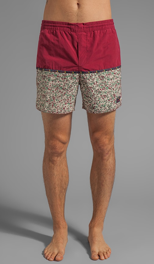 Church Mid Warren Smith Signature Series Boardshort