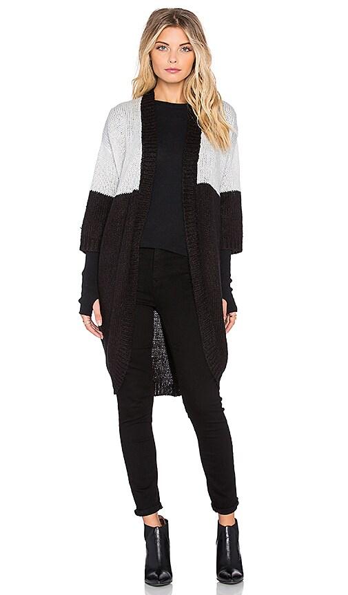 Insight Naya Sweater in Heather Grey