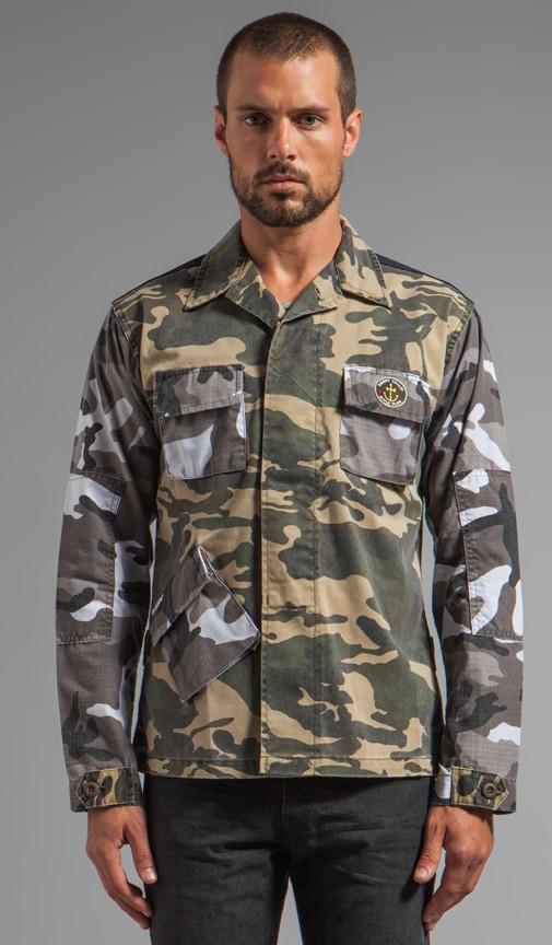 Rambo Camo Jacket