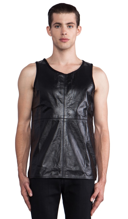 Full Leather Tank