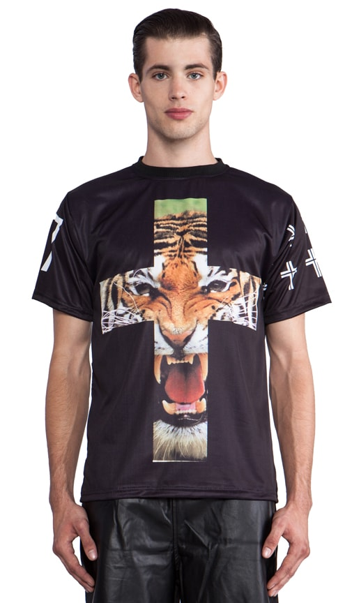 Tiger Cross Tee