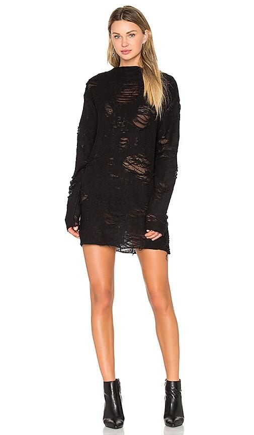 IRO x ANJA RUBIK Iriza Dress in Black