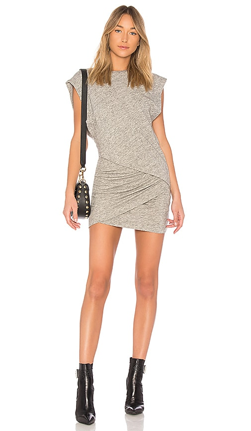 IRO Balea Dress in Gray