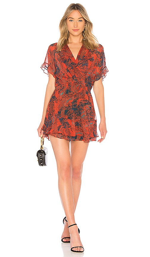Hot IRO Kizz Dress in Red free shipping