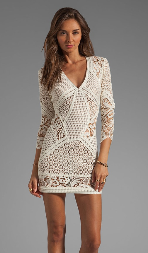 Rovea Lace Dress
