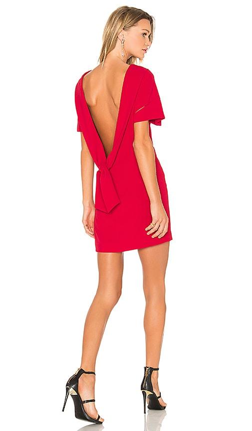 IRO Hilda Dress in Red