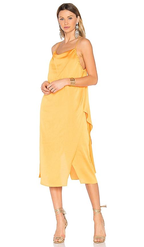IRO Altara Dress in Orange