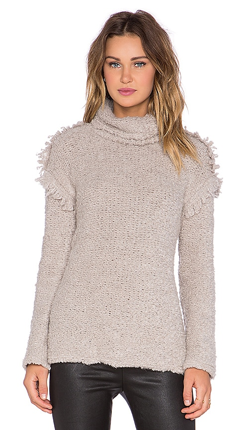 IRO Cliff Sweater in Beige