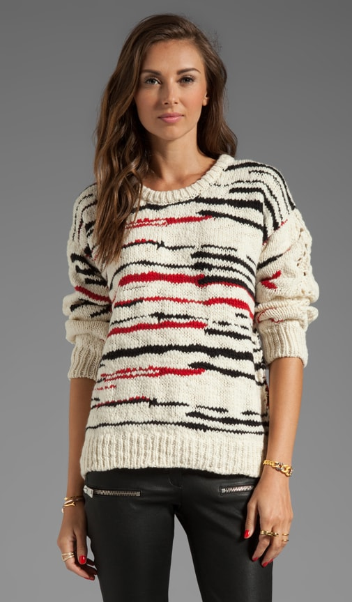 Dara Pull Maille Sweater