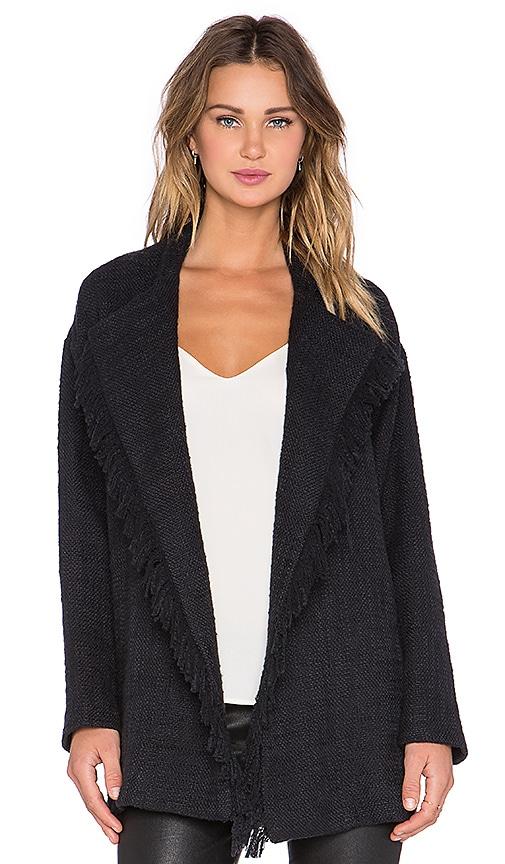 IRO Cauley Coat in Black