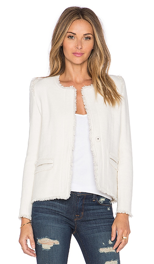 IRO Anglet Jacket in White