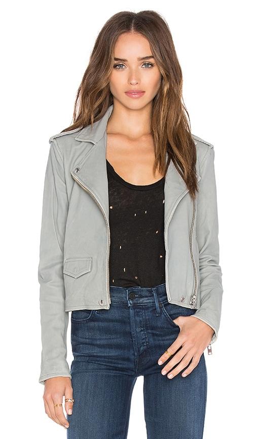 IRO Ashville Jacket in Light Grey