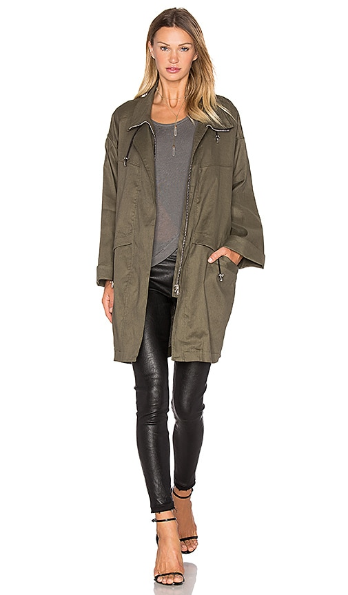 IRO Ginia Jacket in Olive