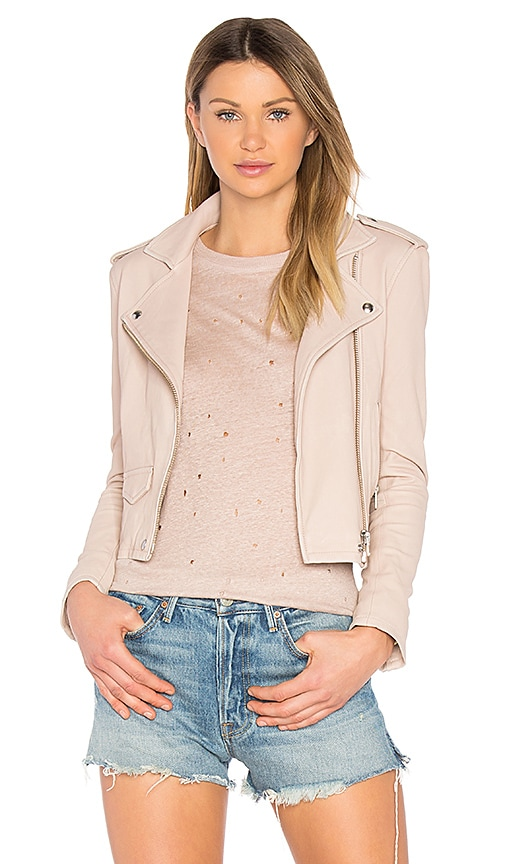 IRO Ashville Jacket in Beige