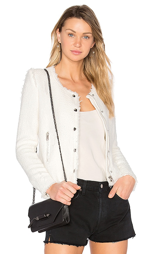 IRO Agnette Jacket in Cream