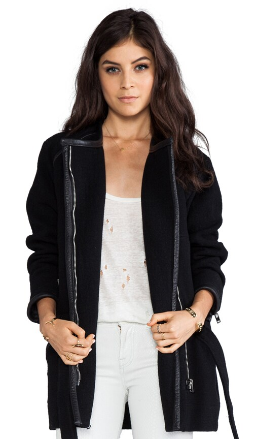 Marily Belted Jacket