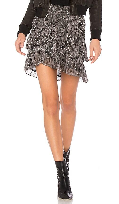 IRO Celie Skirt in Charcoal