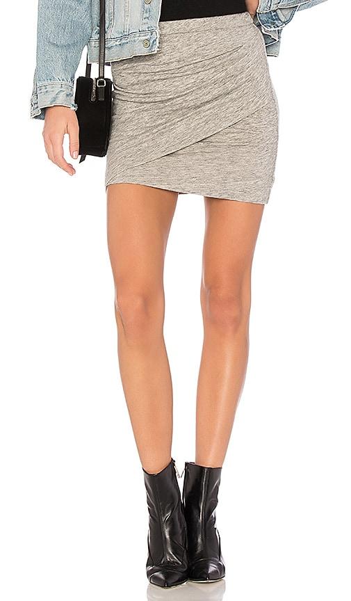 IRO Bamma Skirt in Gray