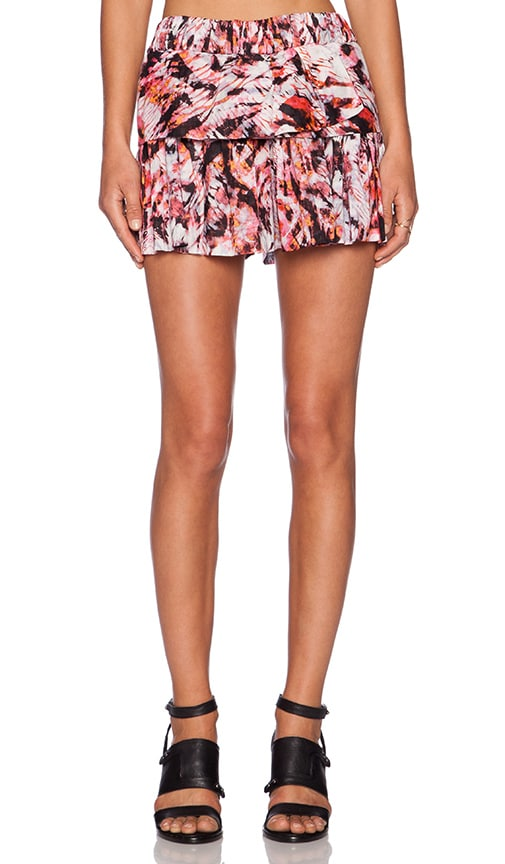 IRO Davic Skirt in Pink