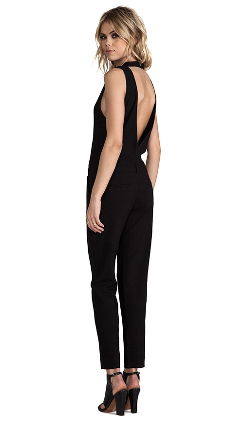 Gennia Open Back Jumpsuit