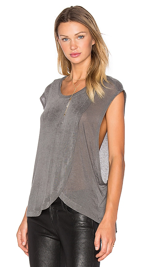IRO Dalila Top in Grey