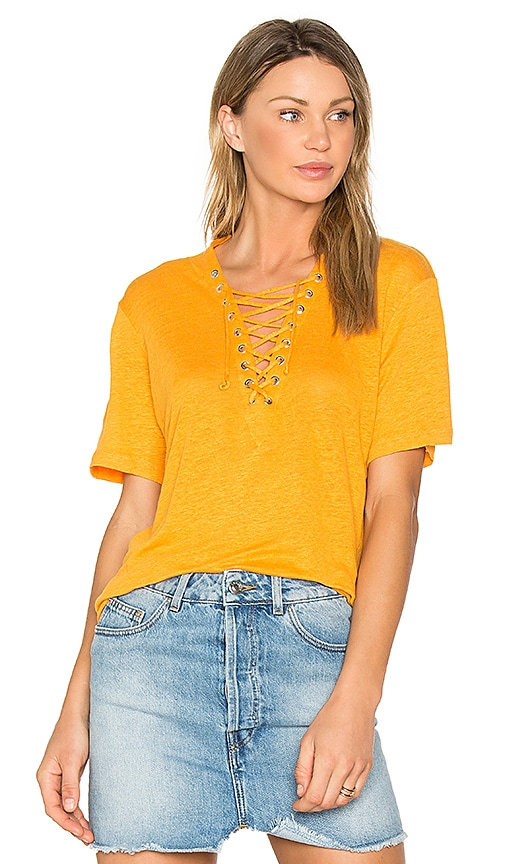IRO Imis Top in Yellow