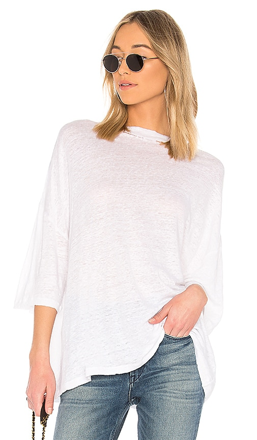 IRO Sacaya Top in White