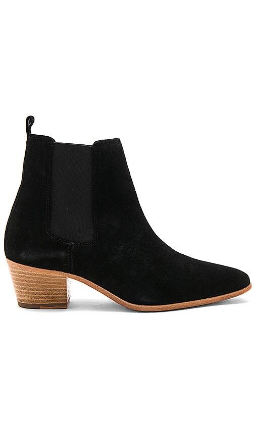 IRO Yvette Booties in Black