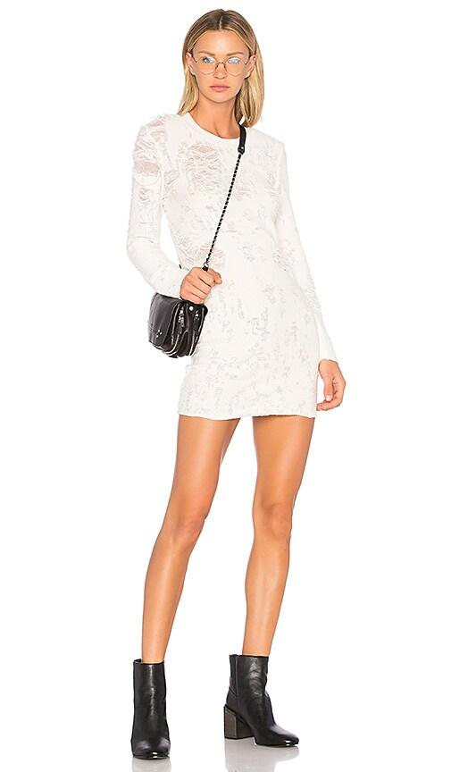 IRO . JEANS Cevoc Dress in Ivory