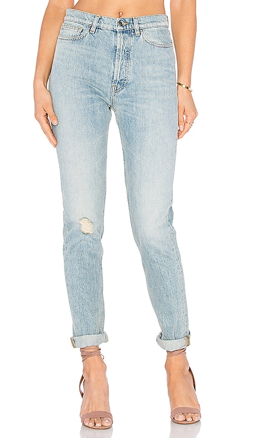 IRO . JEANS Always Skinny in Light Blue