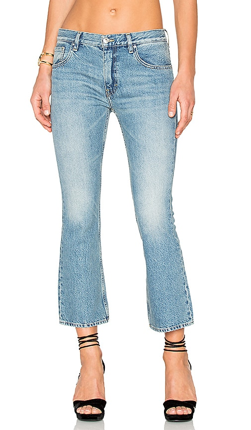IRO . JEANS Freya Jeans in Denim Blue