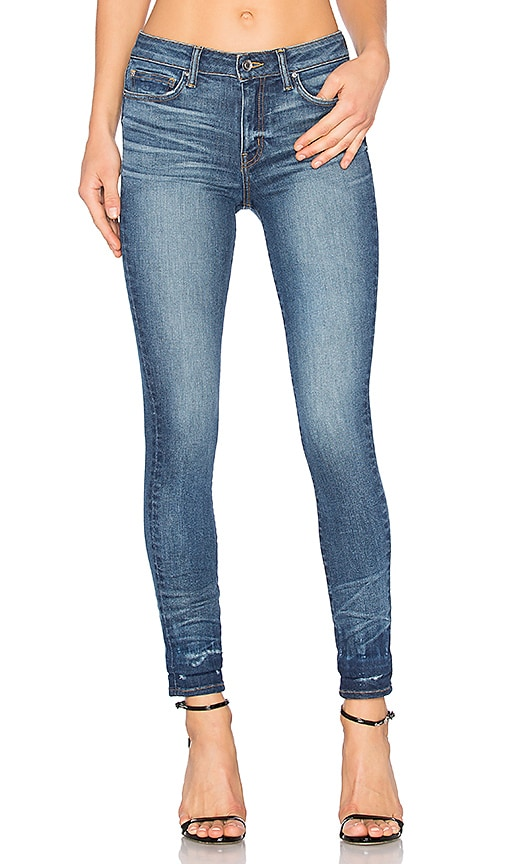 IRO . JEANS Nikky Jeans in Kerouac Wash