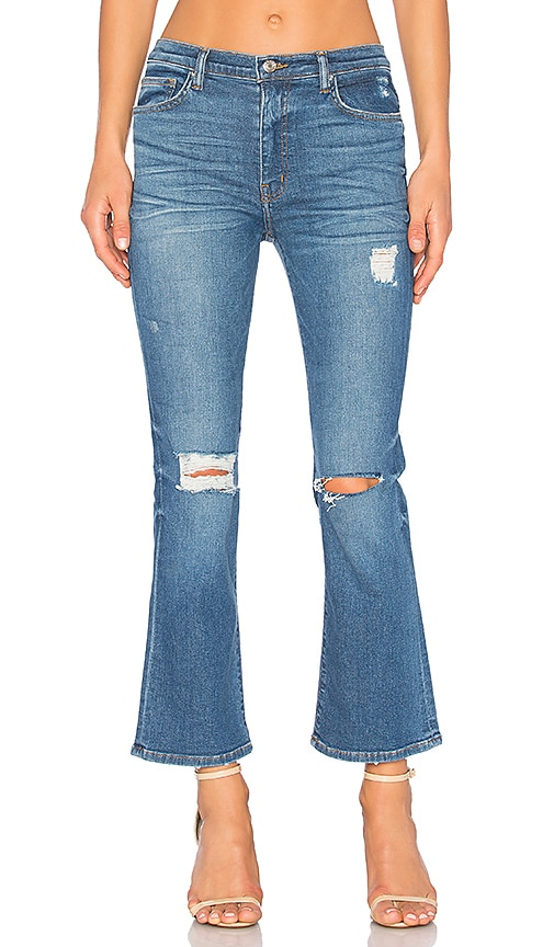 IRO . JEANS Bonnie Jeans in Roots Wash