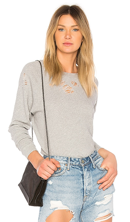 IRO . JEANS Uprile Sweater in Gray