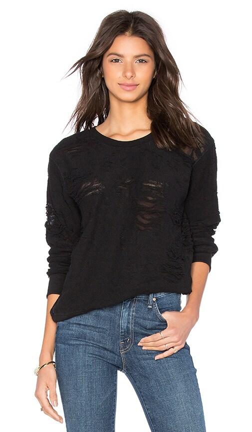 IRO . JEANS Kismet Sweatshirt in Black