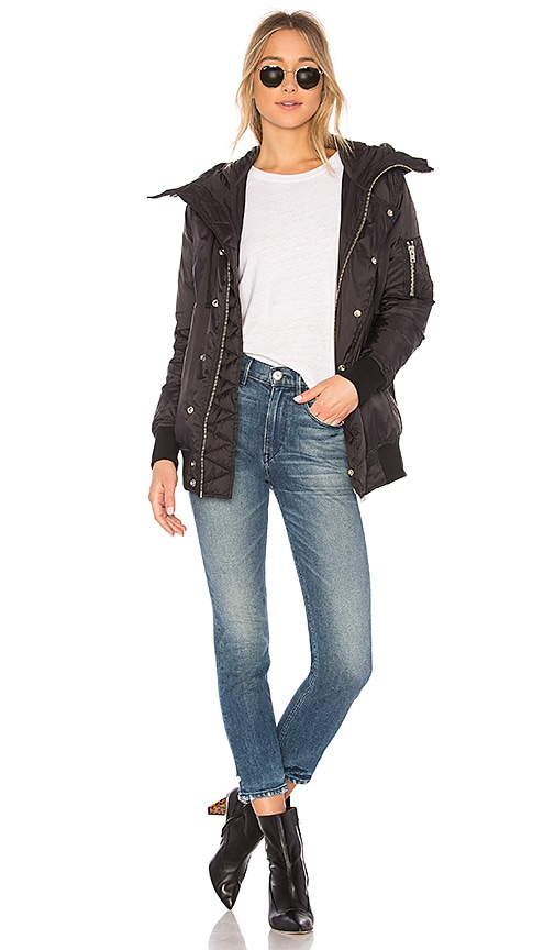 IRO . JEANS Gygy Jacket in Black