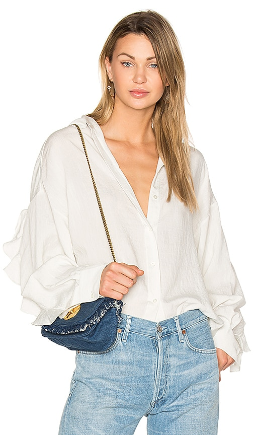IRO . JEANS Aadi Top in Ivory