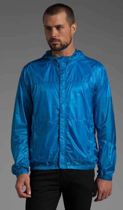 Pertex Quantum Ultralight Packable Rain Shell