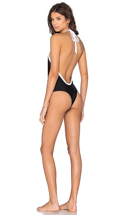 Issa de' mar Natalia Swimsuit in Black
