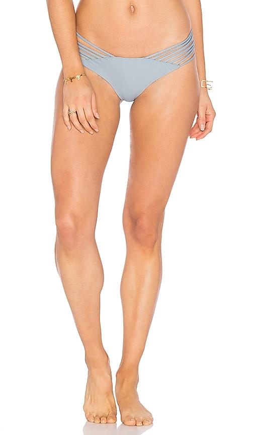 Issa de' mar Sunset Bikini Bottom in Slate