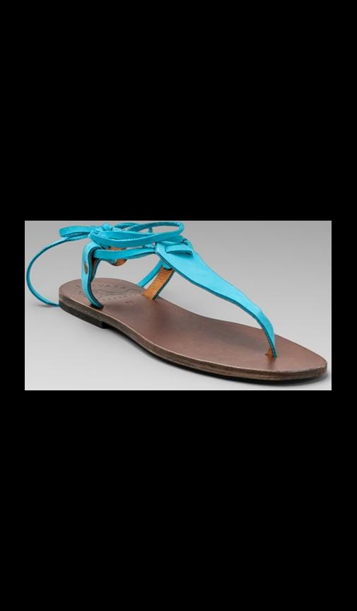 Nubuck Terrassa Sandal