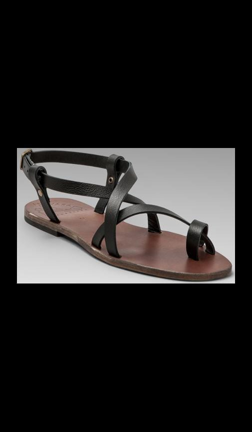 Leather Ibiza Sandal